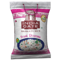 scliq India Gate Basmati Rice