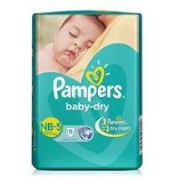 scliq pampers baby diapers