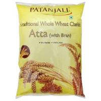 scliq patanjali whole wheat atta