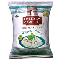 scliq India gate rice